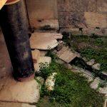 Φρεάτιο αποχέτευσης στο Παλάτι της Κνωσού
