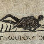 Roman mosaic know thyself