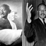 Gandhi MLK