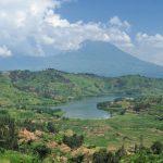 RwandaVolcanoAndLake-min